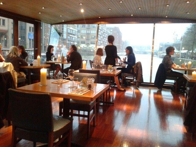 Glass Boat Restaurant in Bristol