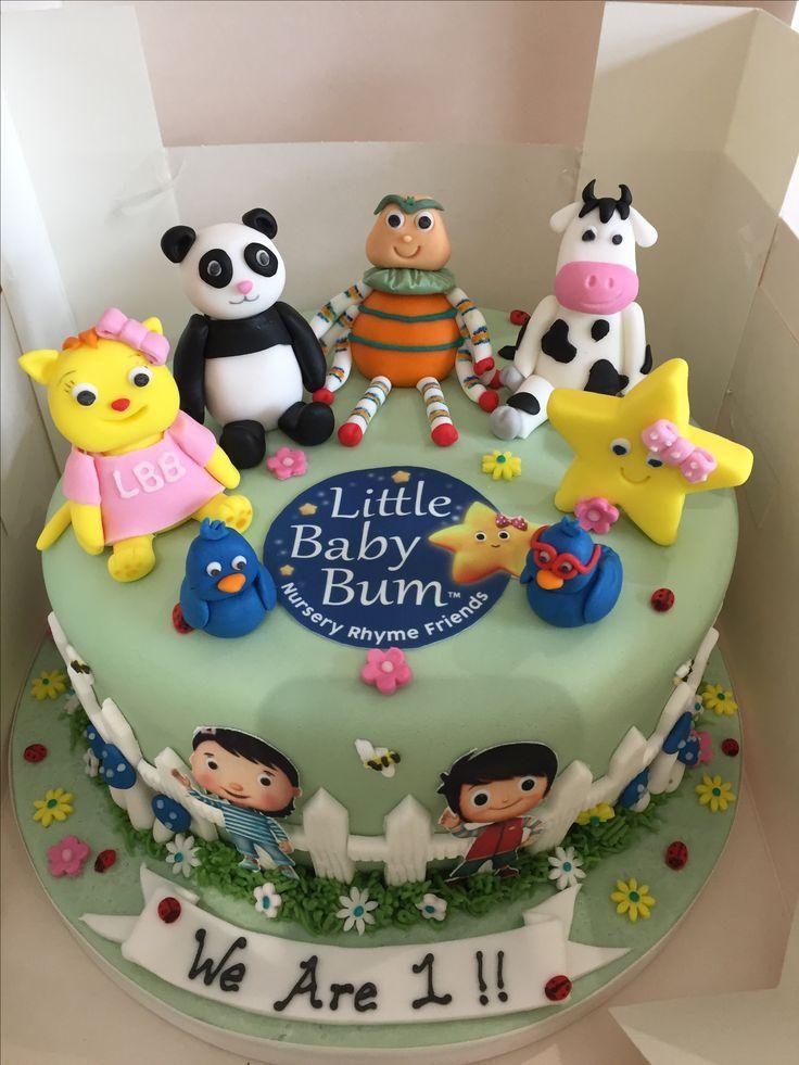 Pin on Little Baby Bum birthday!