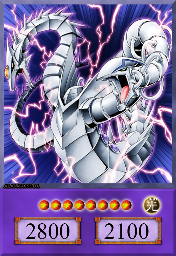 Cyber Twin Dragon By Alanmac95 On Deviantart Dragões