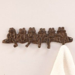 Iron Frogs Multi Wall Hooks