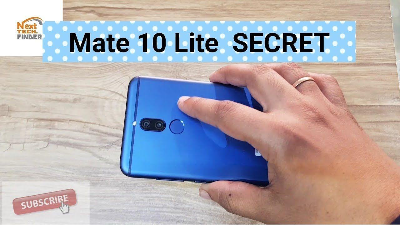 2ec4c4fd6 Huawei Mate 10 Lite SECRET   Huawei Mate 10 Lite Tips Tricks & Best Feat.