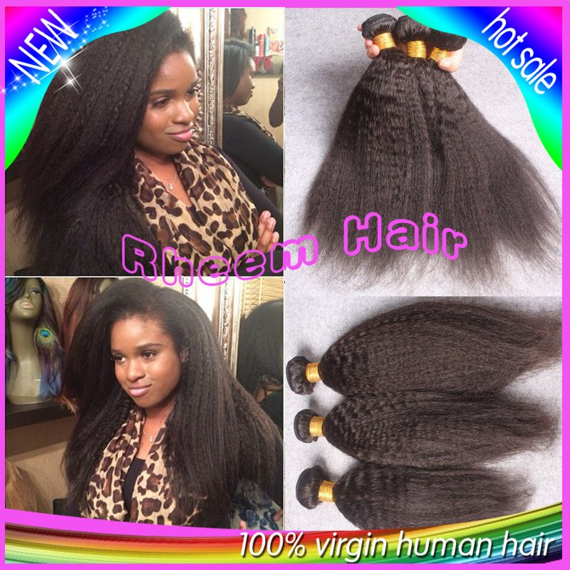 Cheap Yaki Hair Weave Buy Quality Yaki Premium Human Hair Directly