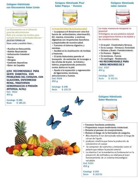 4 Colagenos Colageno Hidrolizado Beneficios Colageno Hidrolizado