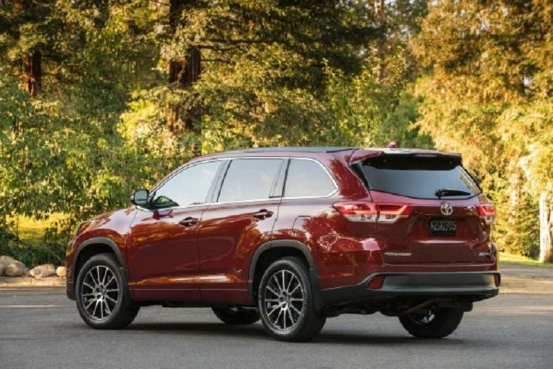 2018 Toyota Highlander Latest Updates