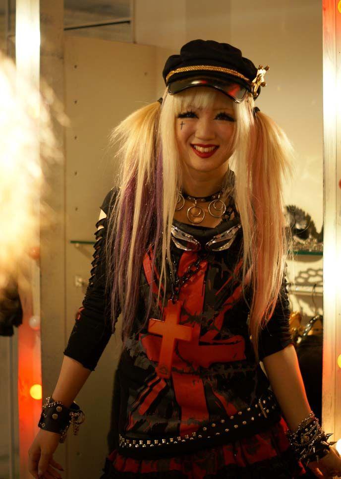 Punk Style Girl Fernopaa Shinjuku 80 39 S Love Pinterest Tokyo Street Style Tokyo Fashion