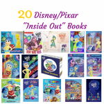 20 Inside Out  Books #InsideOut