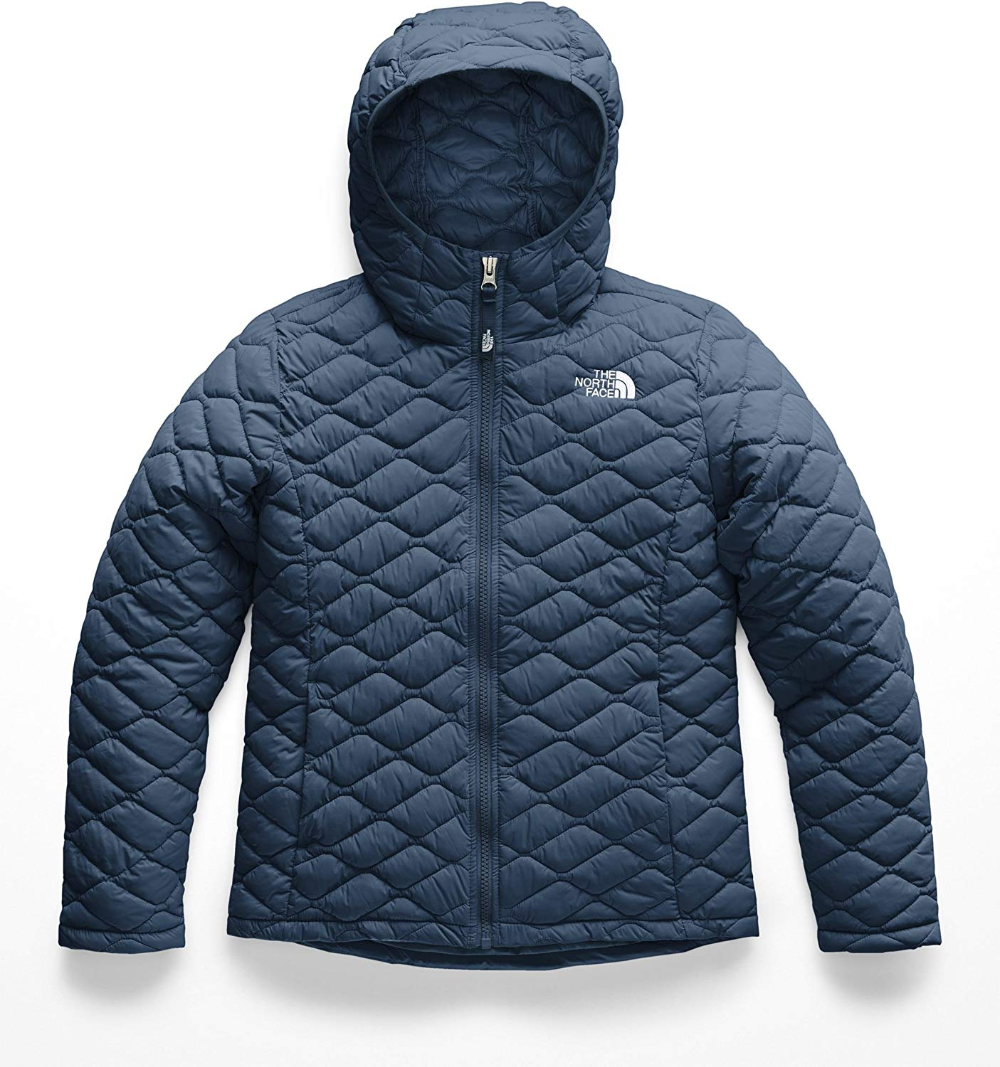 Amazon Com The North Face Girl S Thermoball Hoodie Clothing North Face Girls Hoodies The North Face [ 1067 x 1000 Pixel ]