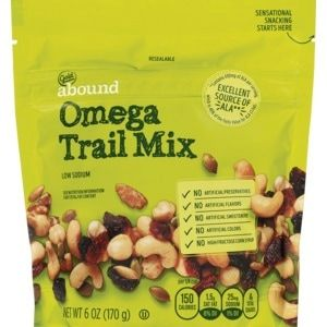 Gold Emblem Abound Omega Trail Mix, 6 OZ