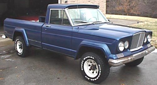 Jeep J Series Pickups Jeep Wagoneer Jeep Truck Jeep Gladiator For Sale