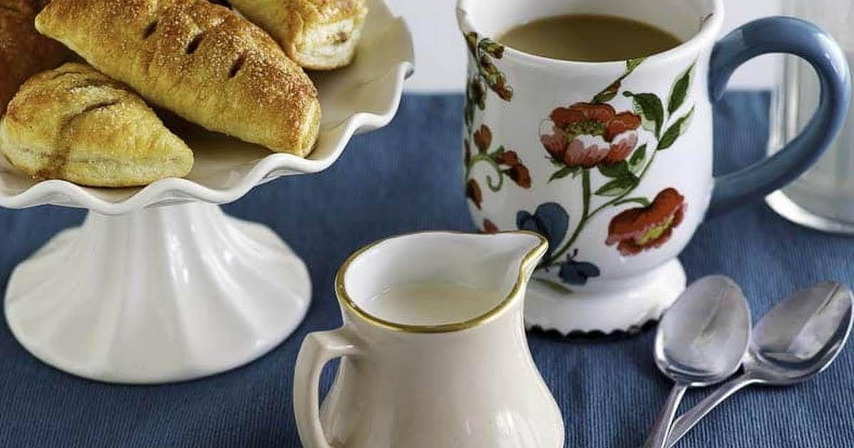 Homemade Amaretto Coffee Creamer Recipe Coffee creamer