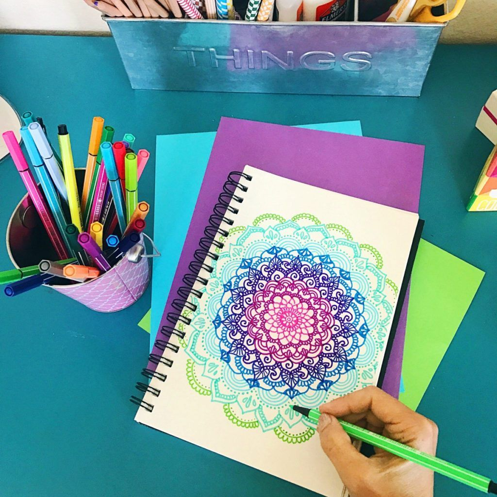 Best Markers For Drawing Doodling And Coloring Marker Drawing Coloring Books Drawings