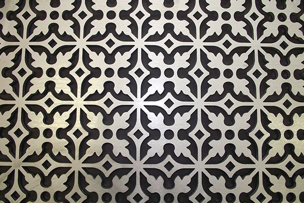 Laser Cut Decorative Panels
