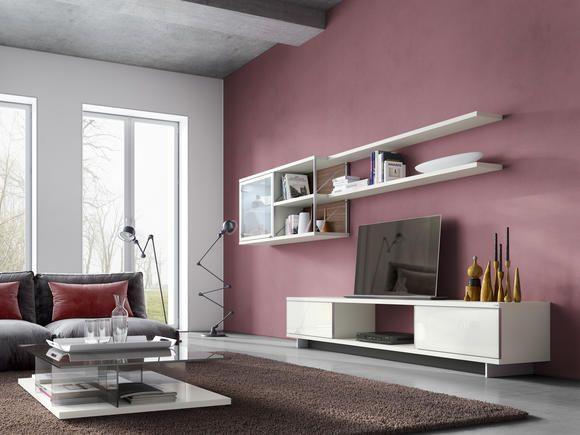 Wand in Altrosa in 2018 | Home deco | Wände, Wandfarbe und Wohnzimmer
