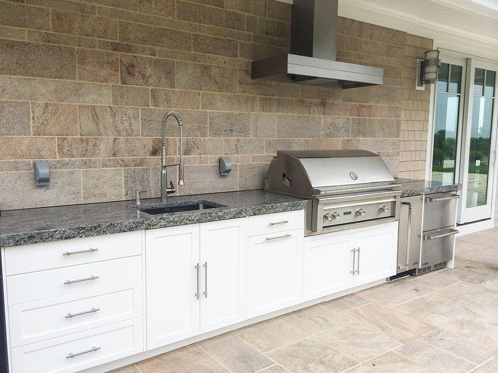 King Durastyle Outdoor Kitchen Cabinets Outdoor Kitchen