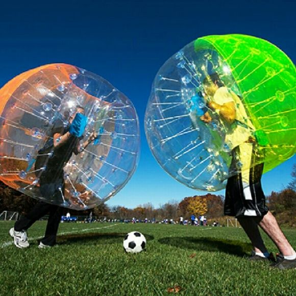 Inflatable Human Ball Bumper Play Soccer Football Boutique