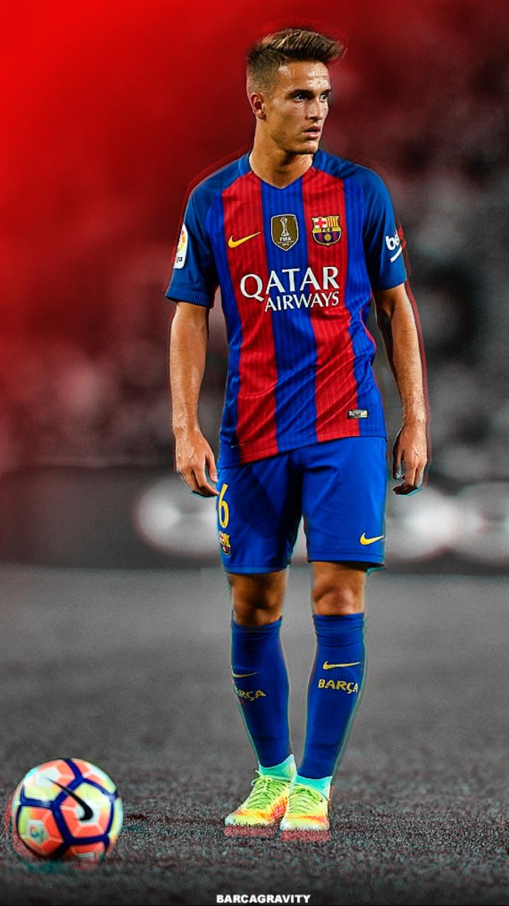 New wallpaper: Denis Suarez #DenisSuarez