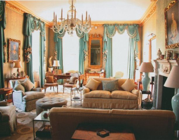 Inside Old British Country Manors Number One London