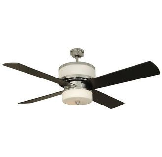 View The Craftmade Midoro Four Blade 56 Modern Ceiling Fan With Integrated Uplight Downlight
