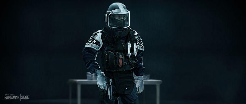 Rainbow Six Siege Operator Spotlight 11 Doc Gign French