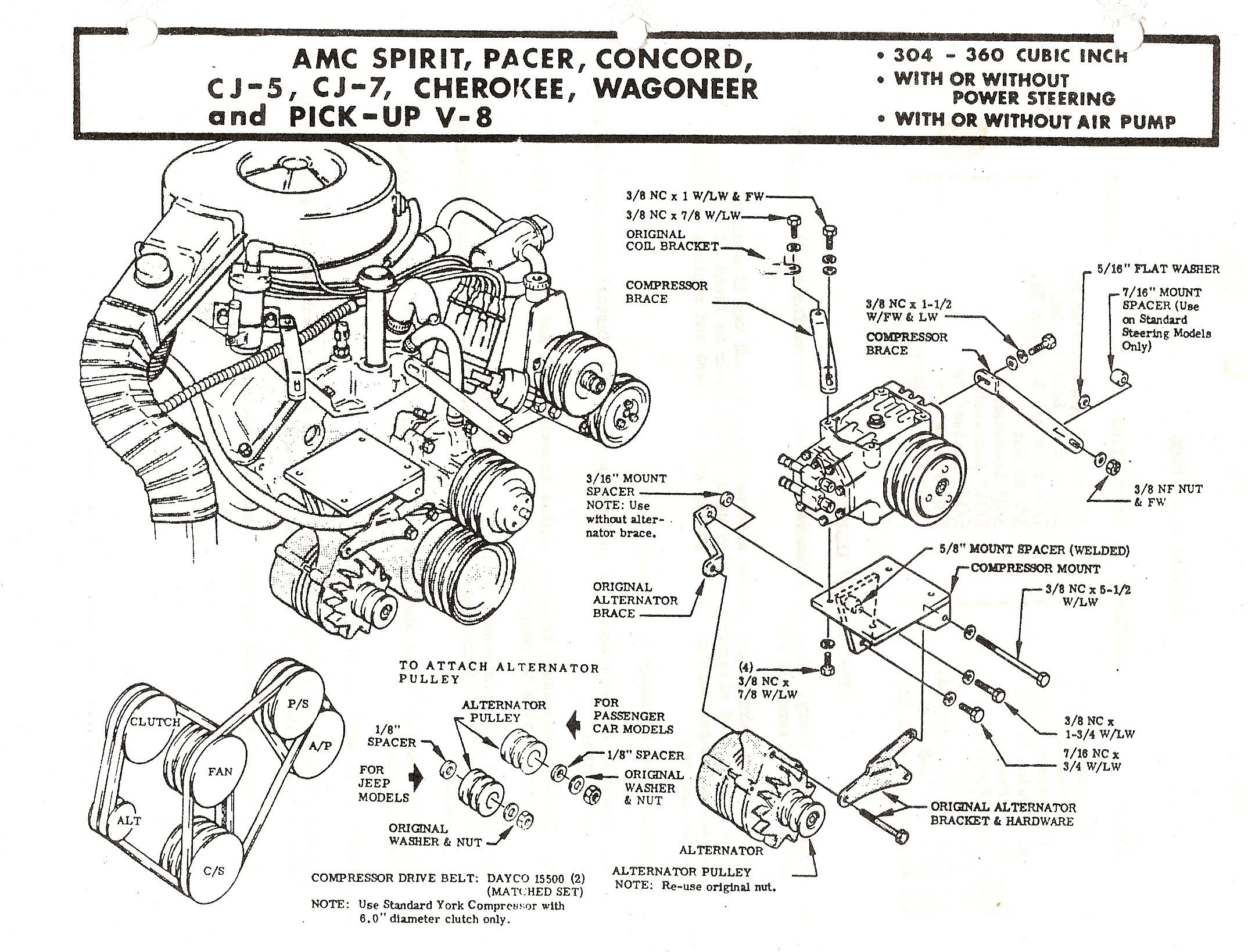 Ford 360 V8 Engine Diagram Anything Wiring Diagrams Database U2022 Rh Wiringme Today Cid Amc