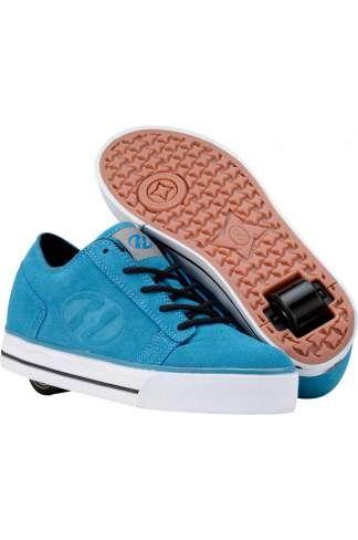 5afec75f84d7 Heelys Plush Teal White Black Shoes