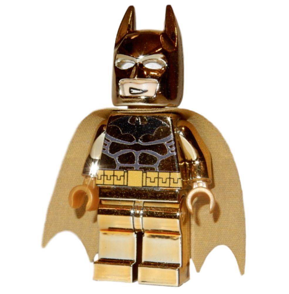 Azreal Minifigure DC Universe **NEW** LEGO Custom Printed AZRAEL BLACK SUIT