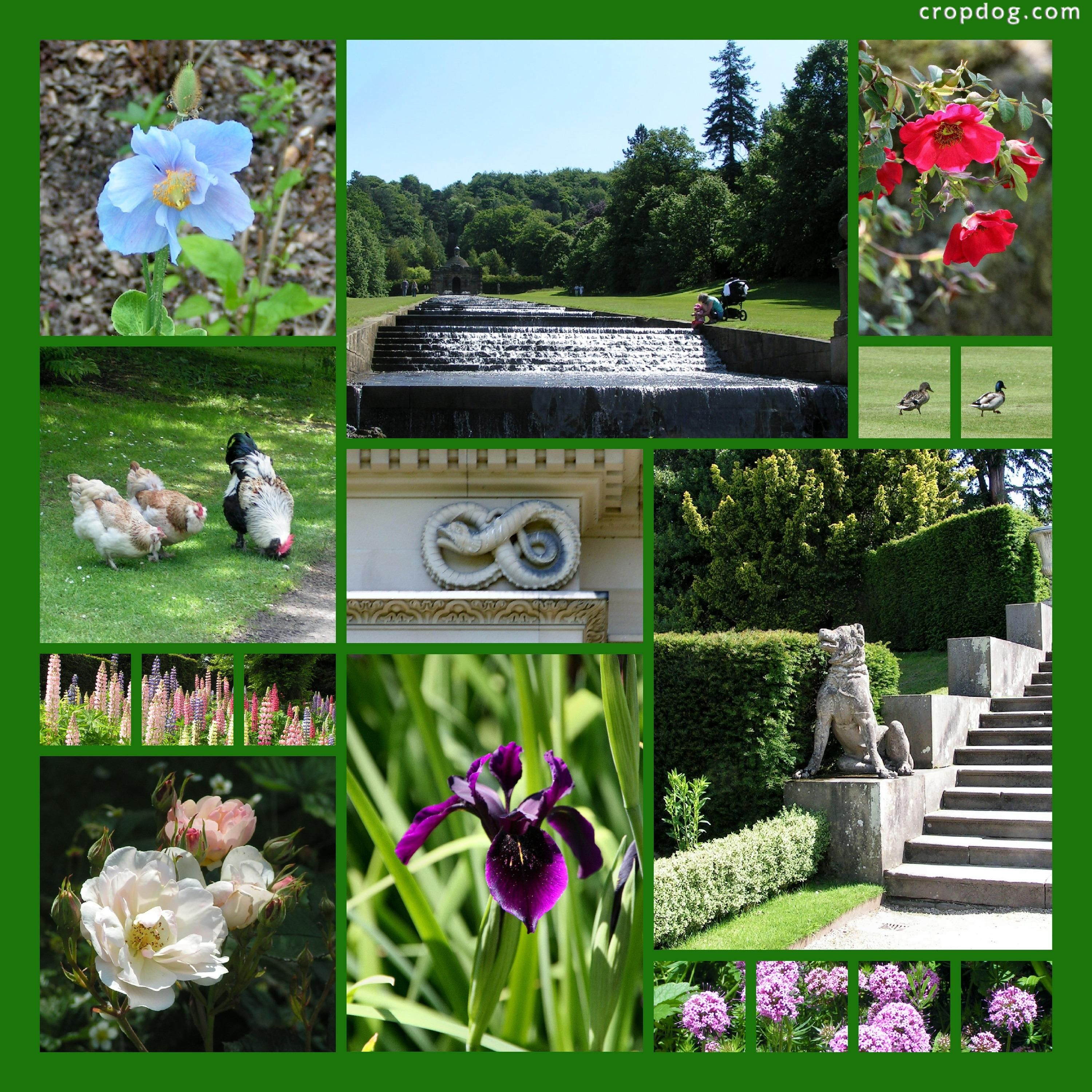 Scrapbook ideas england - Gardens At Chatsworth Magnificent Property And Lovely Gardens Peak District Derbyshire England Peak Districtcollage Ideasscrapbooking