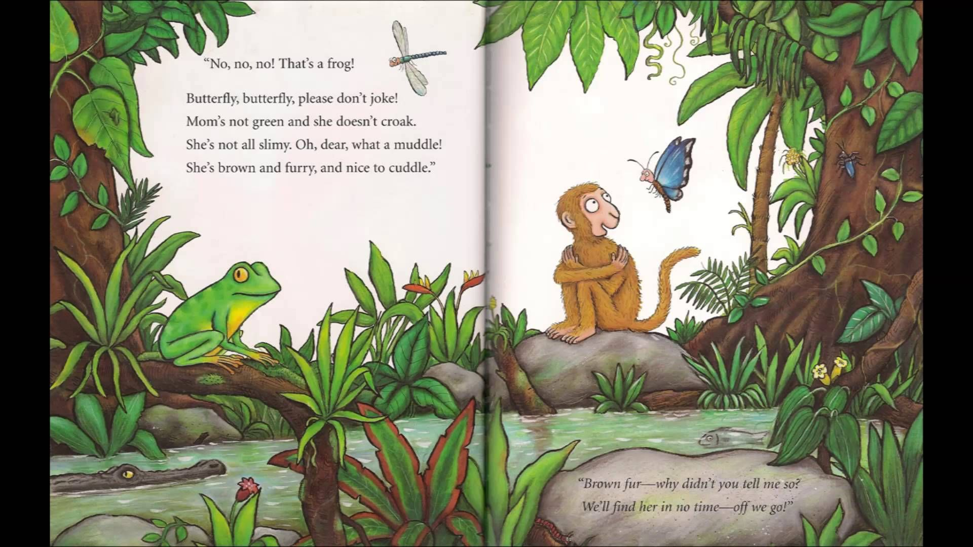 This Wonderful Book Written By Julia Donaldson And