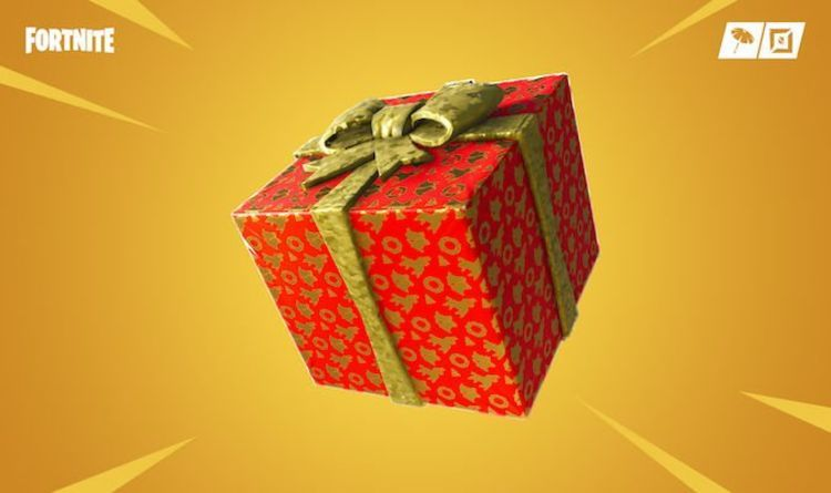 Fortnite 14 Days Of Christmas.Fortnite Update 7 10 Patch Notes Presents 14 Days Of