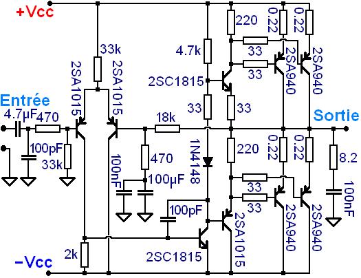 ampli de sono ibiza schema 2 schémy circuit diagram, diagramampli de sono ibiza schema 2