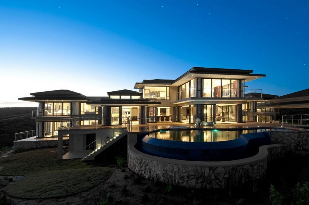 house luxury home exterior designs
