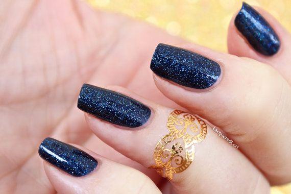 Sun Dazzler Glaze: Micro Color Changing Flake Indie Glitter Nail Polish Lacquer