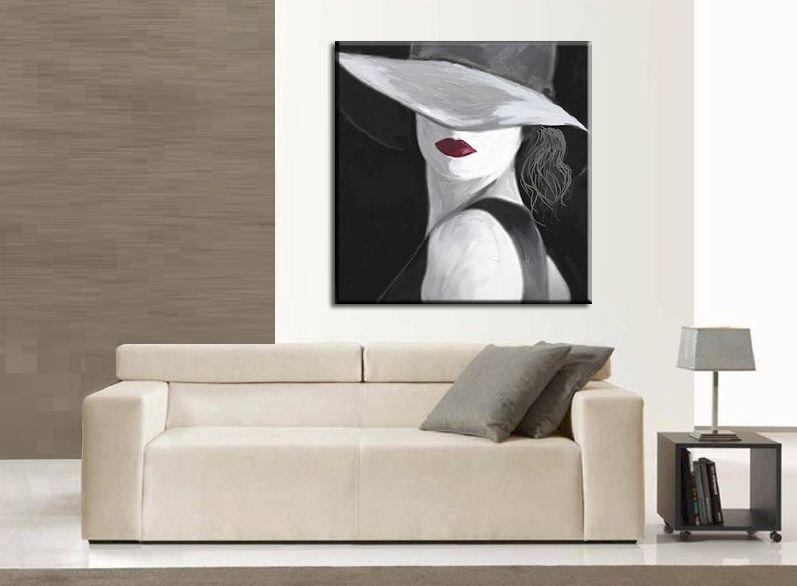 Cuadros modernos abstractos rojos 681 decoracion tienda de cuadros cuadricer g0ld coolection - Pintura para salones modernos ...