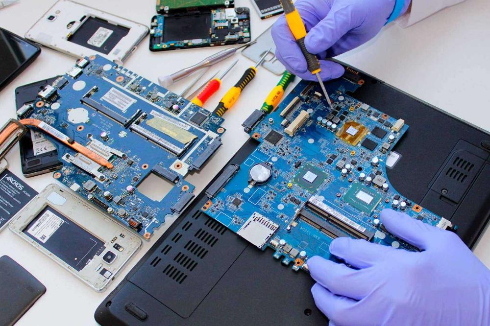 ремонт ноутбуков уфа