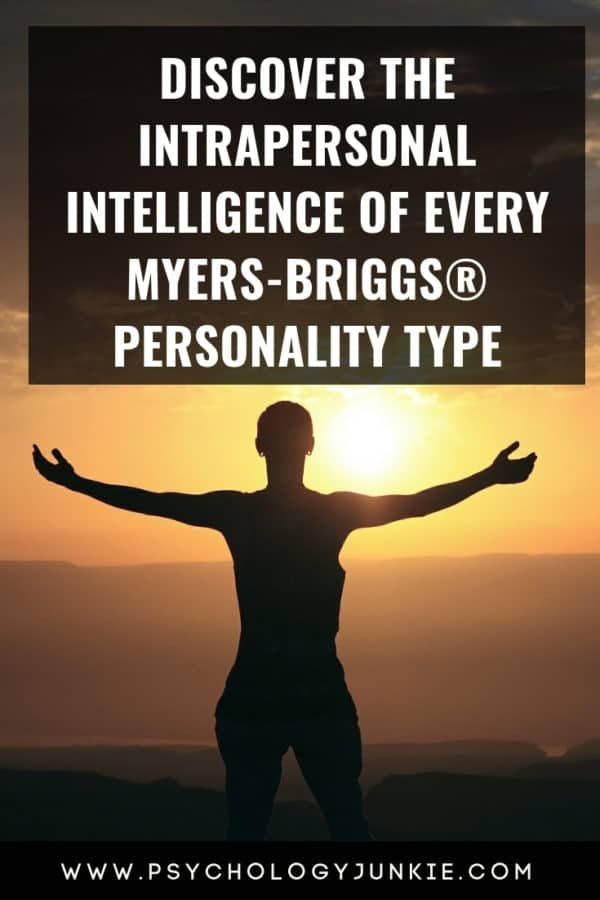 Discover the Intrapersonal Intelligence of Every Myers
