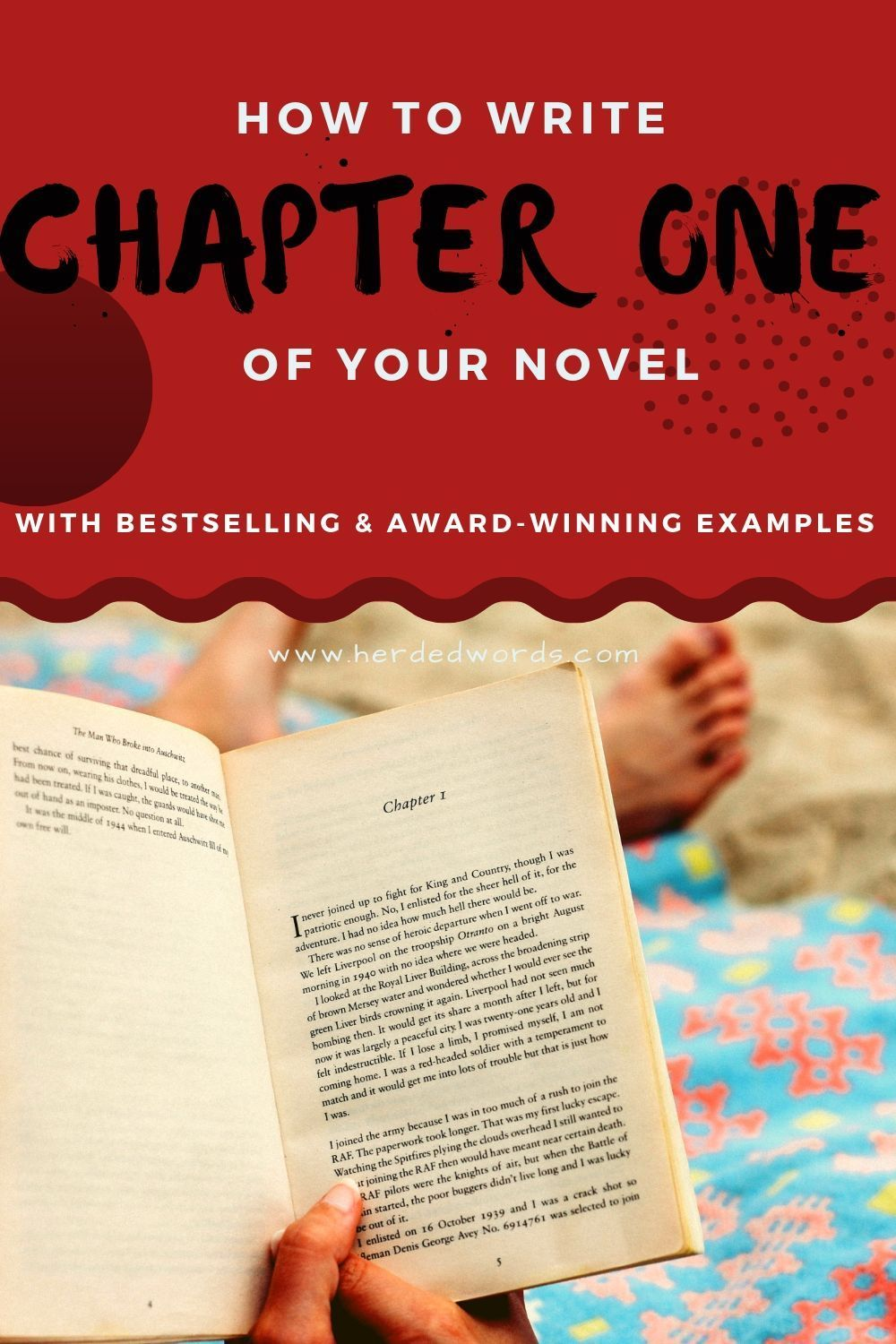 How to Write the First Chapter [the 5 Essential Elements