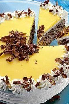 Herrliche Eierlikör-Schoko-Torte #chocolatecake