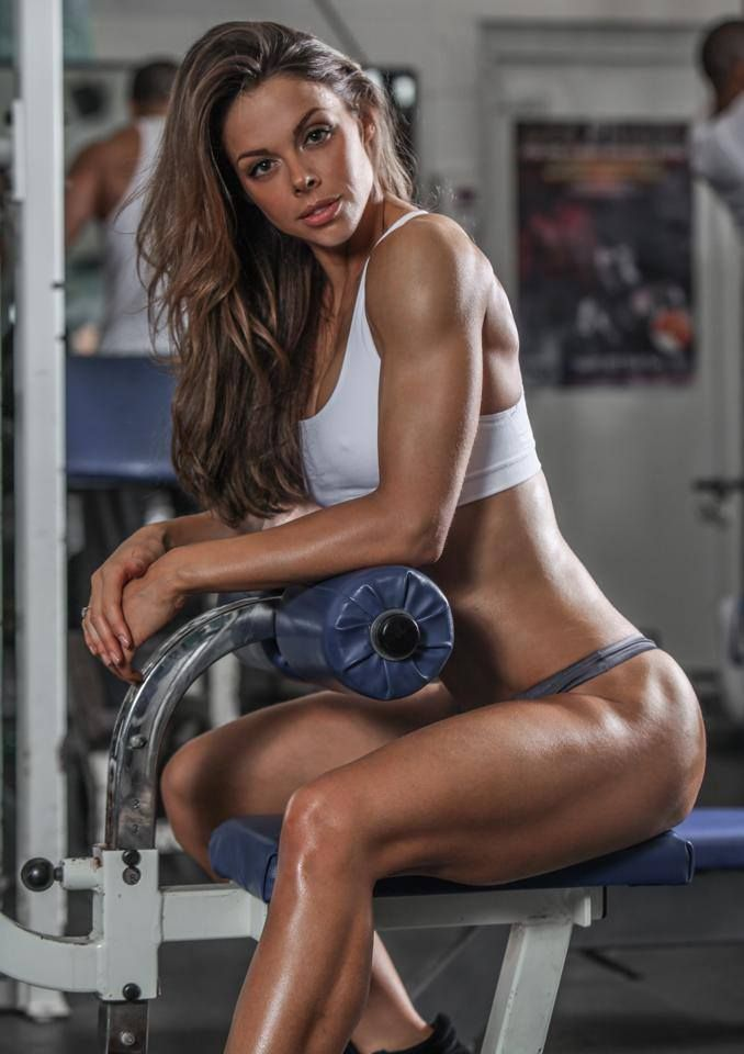 Abigail Edwards WBFF Diva Competitor   Healthy   Pinterest