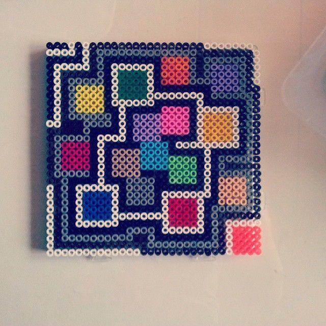 Hama perler bead art by beadsbyelsa
