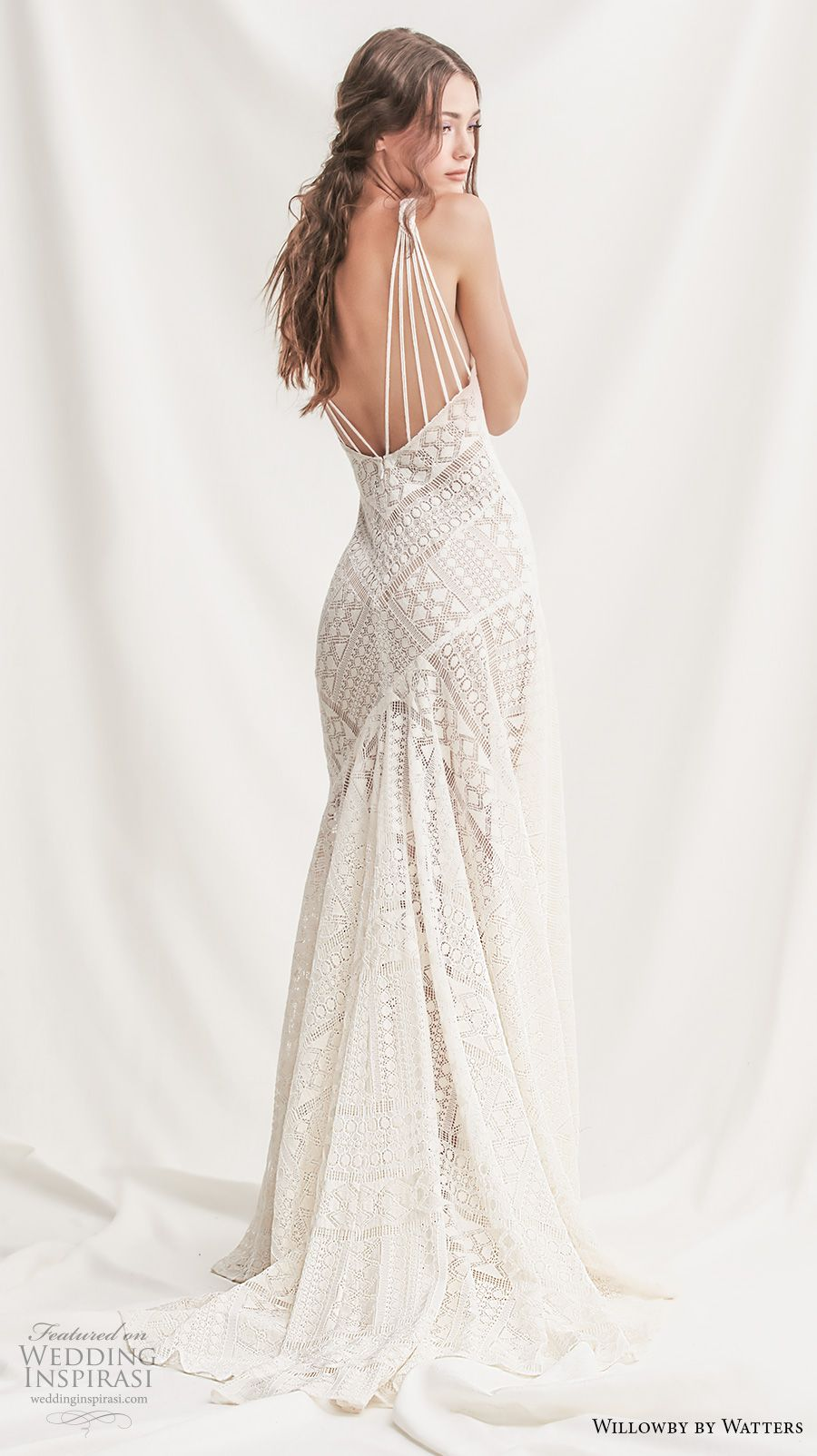 Willowby By Watters Spring 2019 Wedding Dresses Wedding Inspirasi Wedding Dresses Wedding Dresses Lace Sheath Wedding Dress