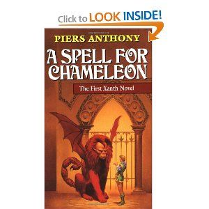 This was a great 1st book in the Xanth Series.  A series I loved growing with.  It is a good, fun read for any fantasy lover.