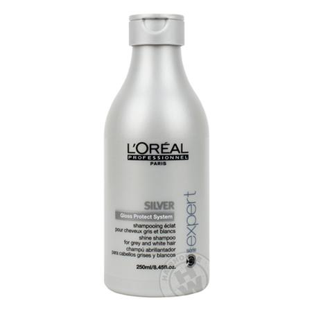 L Oreal Serie Expert Silver Shampoo 250ml Silver Shampoo Grey Hair Care Hair Care
