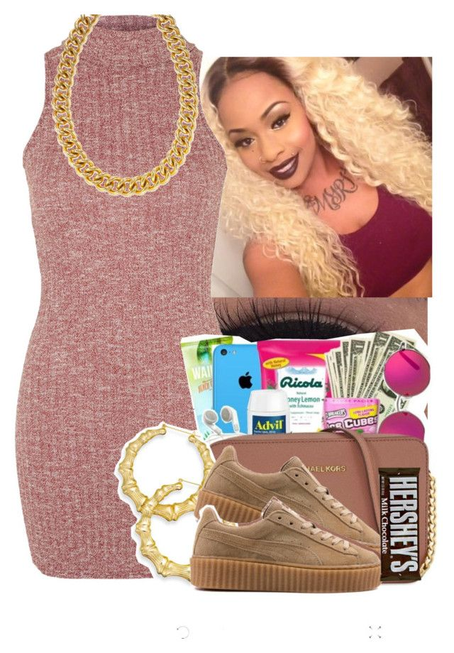"""with my sister "" by jchristina ❤ liked on Polyvore featuring Topshop, Thalia Sodi and Signature Gold"