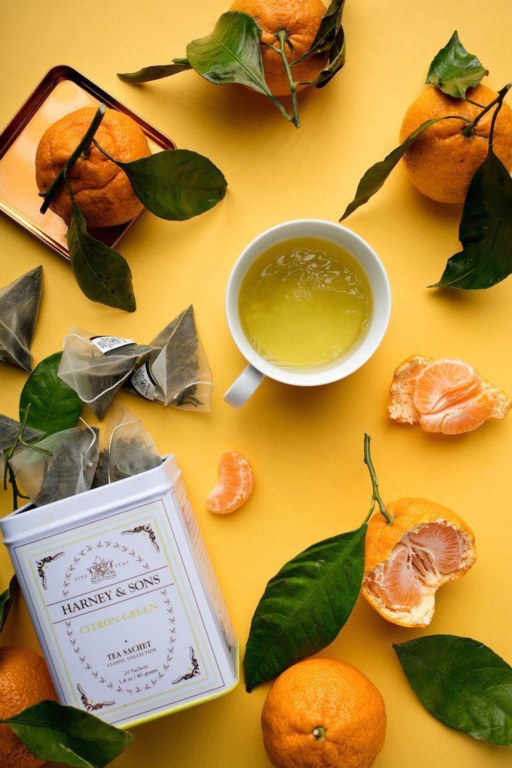 Photo of Citron Green, Classic Tin of 20 Sachets