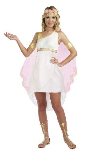 Teen Girl\u0027s Goddess of Glam Costume XS Dreamgirl,  wwwamazon - halloween costume ideas for tweens