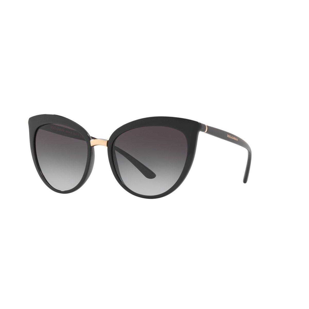 af2764af76f5ac Lunettes de soleil DG6113 Dolce   Gabbana en noir - Galeries Lafayette