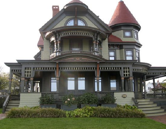 Big Victorian Mansions For Sale Restored Victorian Style Waltham Homes For Sale Victorian Homes Victorian Style Homes Architecture
