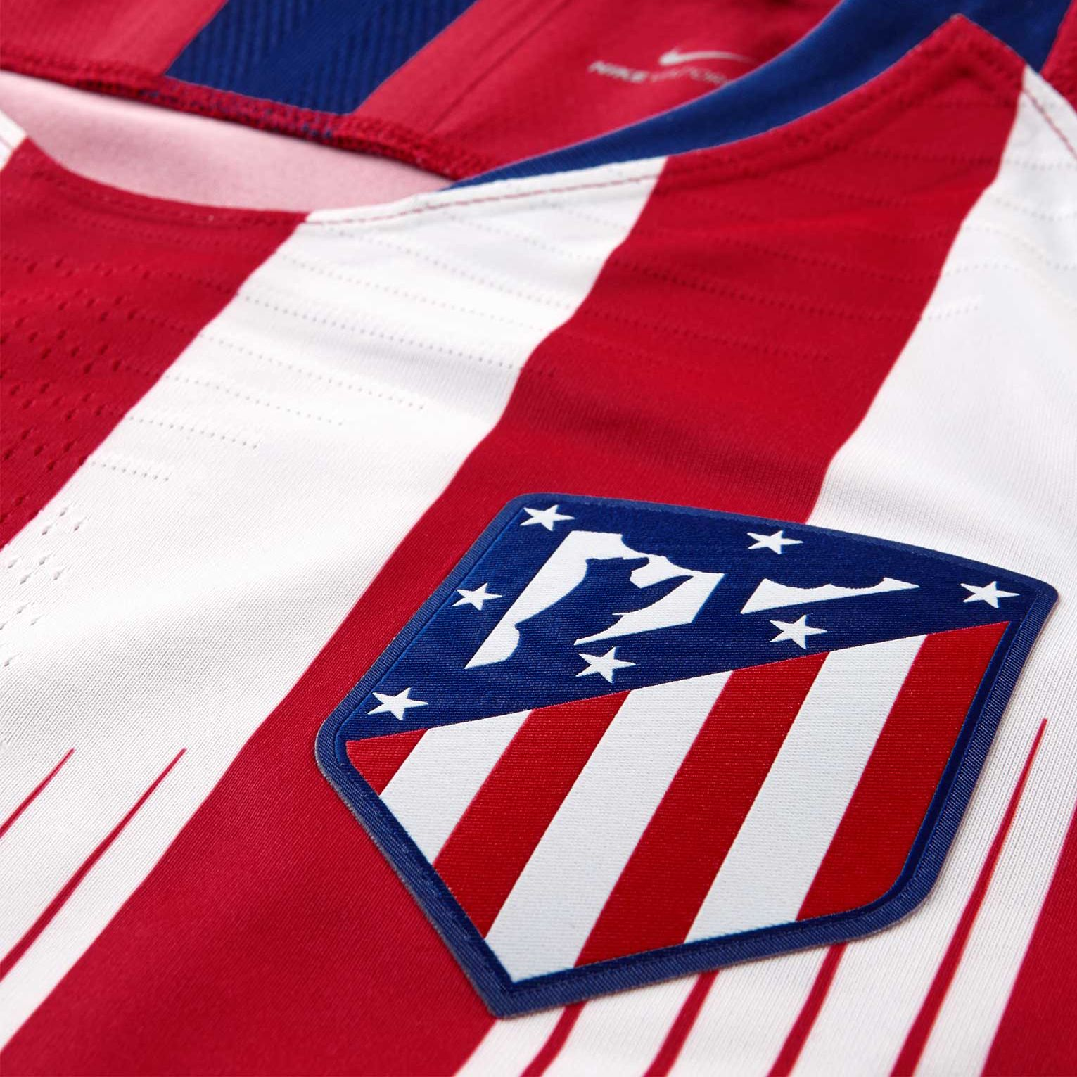 Get Atletico Madrid Home Soccer Jersey Shirt at best price.The Atletico  Madrid 18- f22eb305b9867