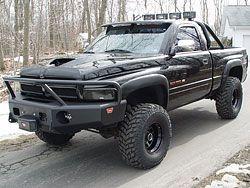 Trailready Bumpers For Dodge Ram 1994 2002 1500 2500 3500 Dodge Ram Dodge Trucks Ram Trucks