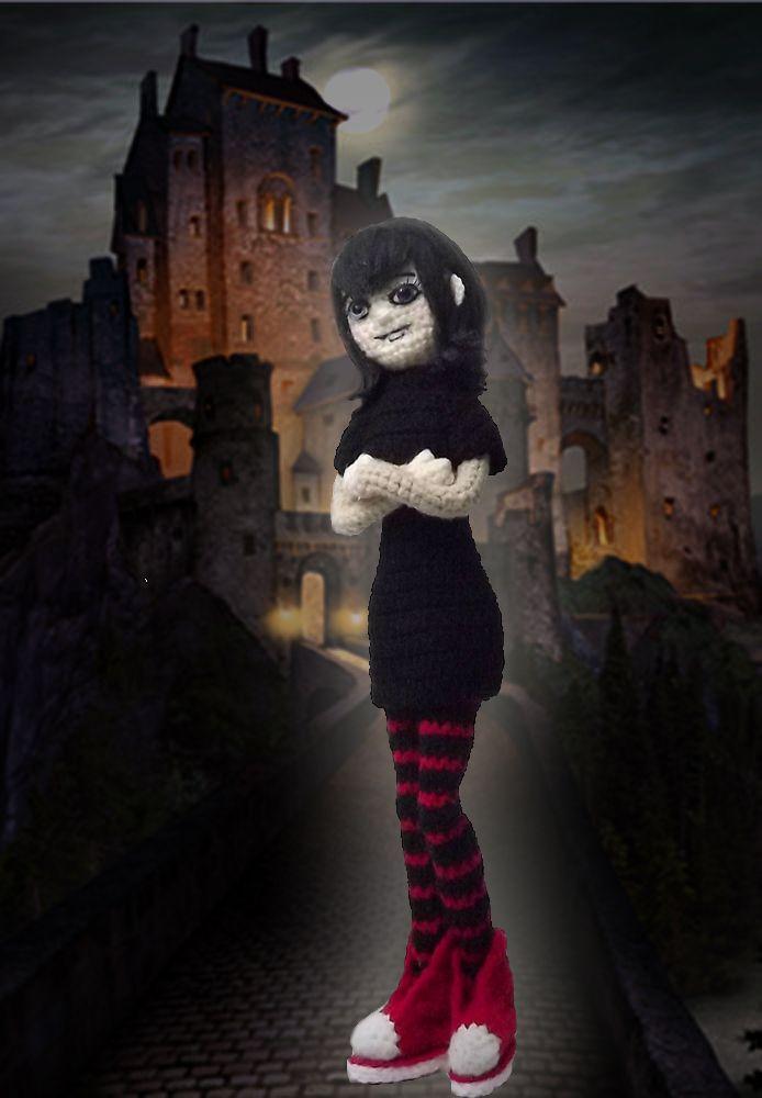 Hotel transylvania amigurumi | Crochet | Pinterest | Patrones ...